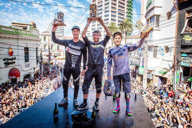 ®Jean Louis de Heeckeren, Gustavo Cherro, Fabio Piva / Red Bull Content Pool