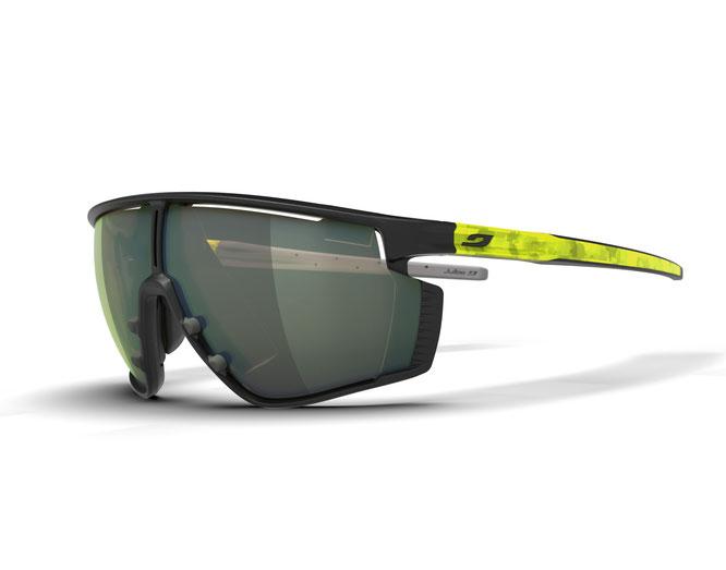 Die EVAD-1 ist mehr als eine Sportbrille