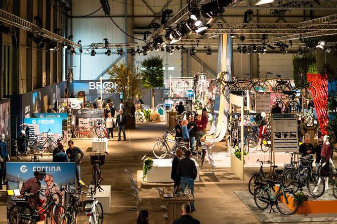 Kruitbosch Bike Event 2018: Cortina stellt die neue Kollektion vor und gibt Marktführerschaft City Bikes in den Niederlanden bekannt