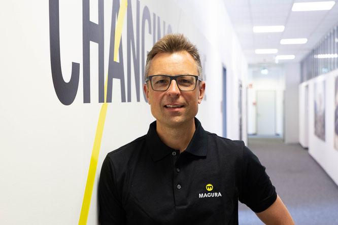 Michael Funk als CEO der MAGURA Geschäftsführung