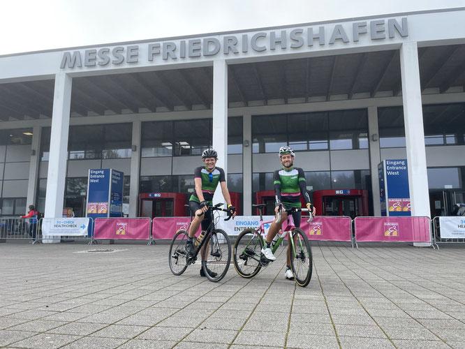Statement der JobRad-Gesellschafter Ulrich Prediger und Holger Tumat zur Eurobike, die 2021 letztmalig am Bodensee stattfand / Heimfahrt nach Freiburg mit dem Fahrrad