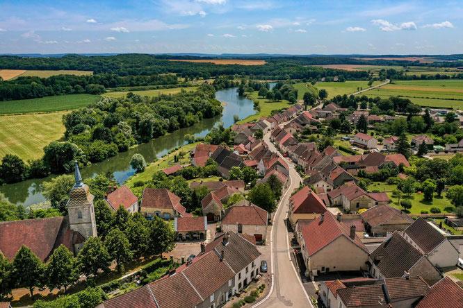 La Voie Bleue, Ray-sur-Saône. Copyright: Guillaume Robert Famy