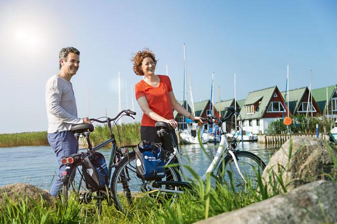 Küstenträume verwirklichen – jetzt wieder möglich zwischen Ostsee und Nordsee mit der Landpartie Radeln und Reisen  ©Die Landpartie