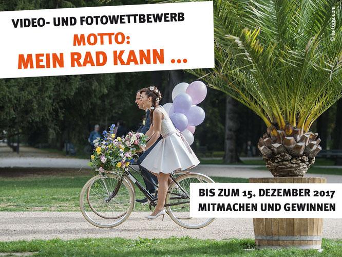 Deutscher  Fahrradpreis 2018 - Motto: Mein Rad kann....