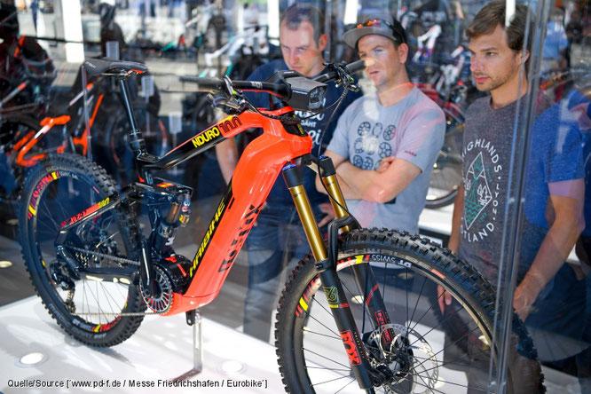 Zehn Fahrräder, die 2019 prägen könnten