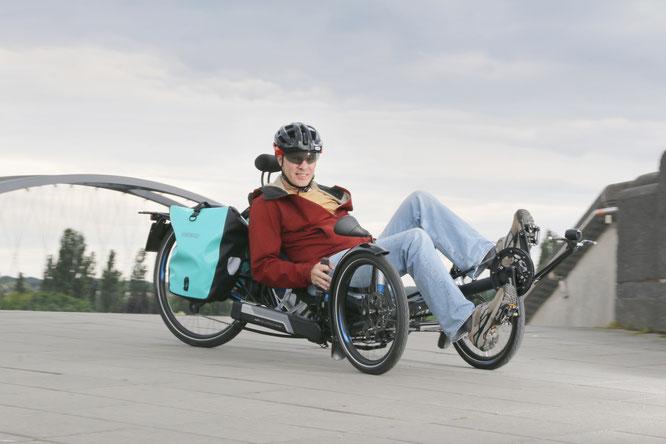 HP VELOTECHNIK: Noch mehr Extrapower für die Trikes