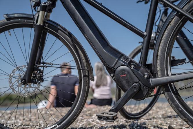 E-Bike Akku: Sichtbar oder integriert?