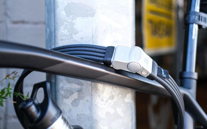 LITELOK GO - Versicherungszertifizierter Schutz für Fahrräder, E-Bikes und E-Scooter
