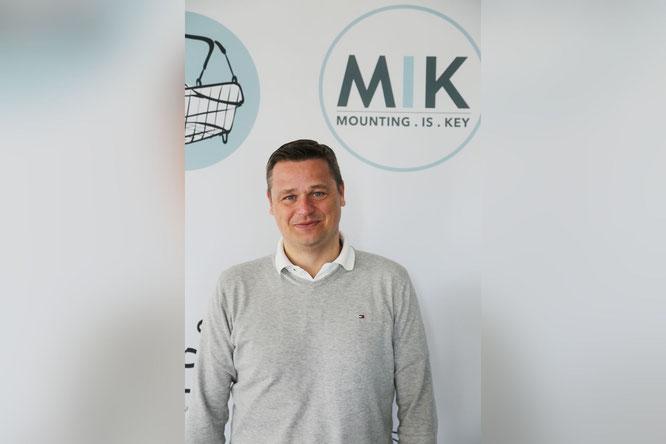 Sven Willems verstärkt das Basil Team als Senior Accountmanager Basil OEM & MIK