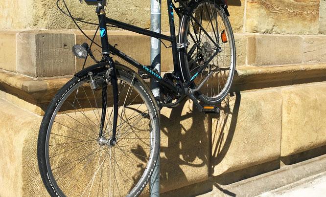 Stiftung Warentest bemängelt an jedem vierten Fahrradschloss zu viele Schadstoffe.
