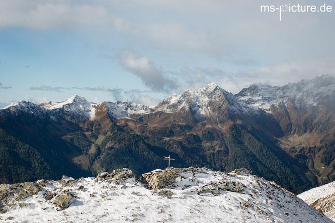 Speikboden Gipfel  Ahrntal Südtirol