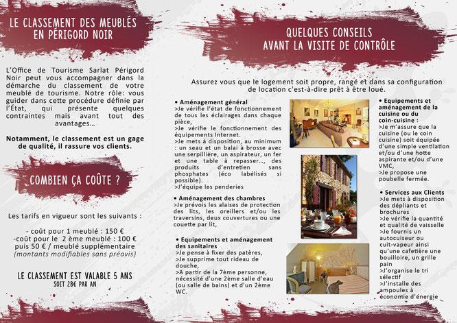 classement des meubl s de tourisme site de sarlat tourisme pro. Black Bedroom Furniture Sets. Home Design Ideas
