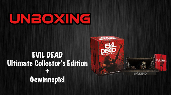 Evild Dead Ultimate Collector's Edition