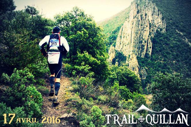 Trail Quillan - Murailles du Diable - Gorges de l'Aude