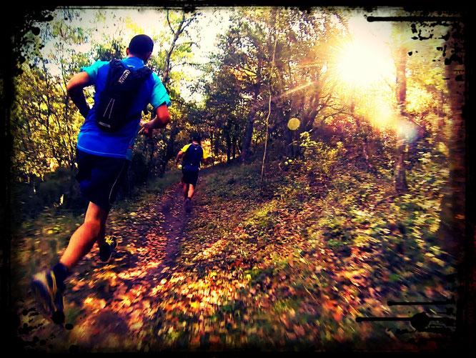 Trail Quillan - Parcours 12,5km