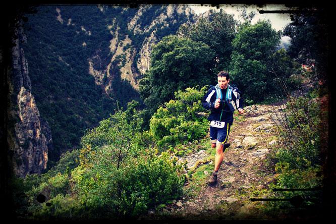 Trail Quillan 2015 - Belvédère du Diable