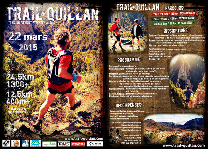 Flyer Trail Quillan 2015