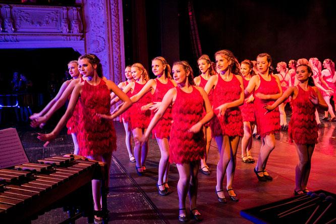 Auftritt im Staatstheater Schwerin