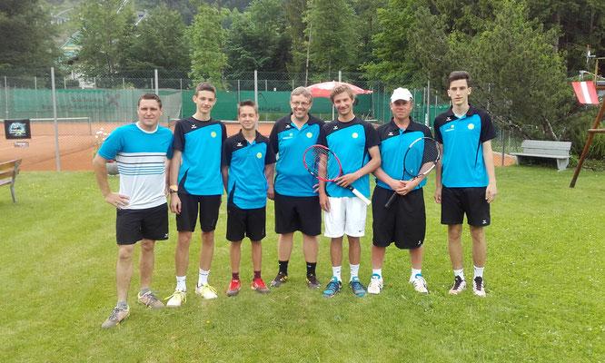 Herren- Mannschaft 2.Runde