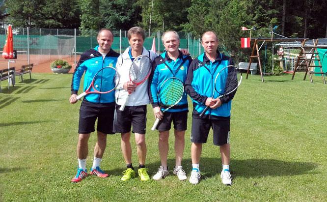 Herren 45     /5. Runde  TC Montafon - Spielgemeinschaft Blumenegg