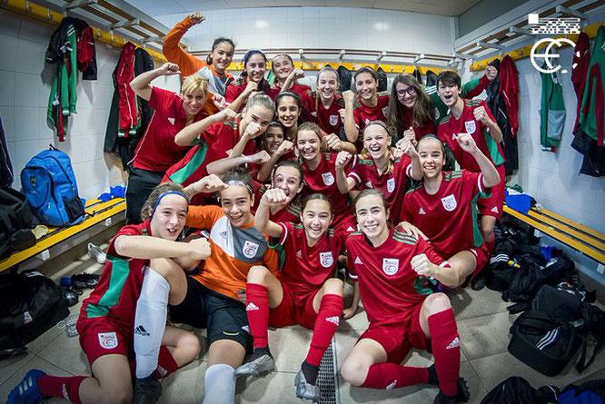 EUSKADI SUB-15 - Foto: Euskal Futbol Federazioa