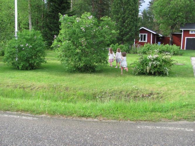 Schweden for Kids, In Schweden mit Kindern