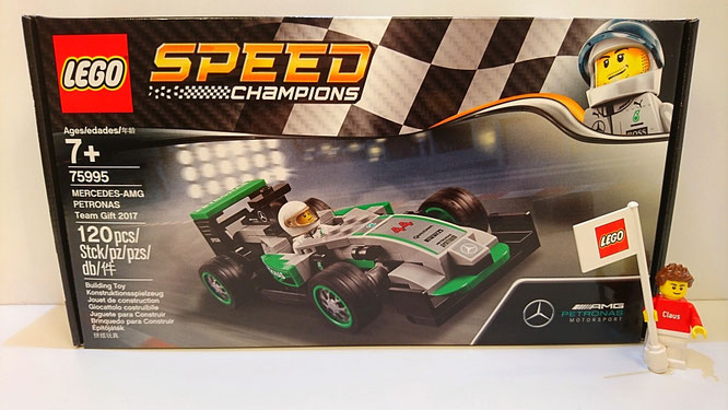 75995 - Mercedes-AMG Petronas Team Gift 2017