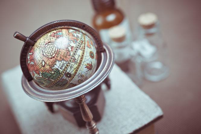 事業計画は、大海原を航海する旅人にとっての地図のようなもの