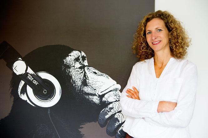 Osteopathin und Physiotherapeutin Catrin Kreipe aus Soltau.