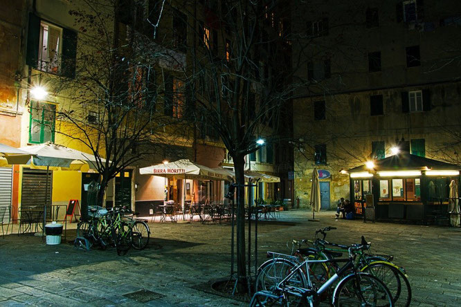 Genova - Piazza Lavagna