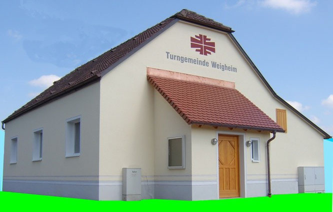Das neu renovierte Vereinsheim