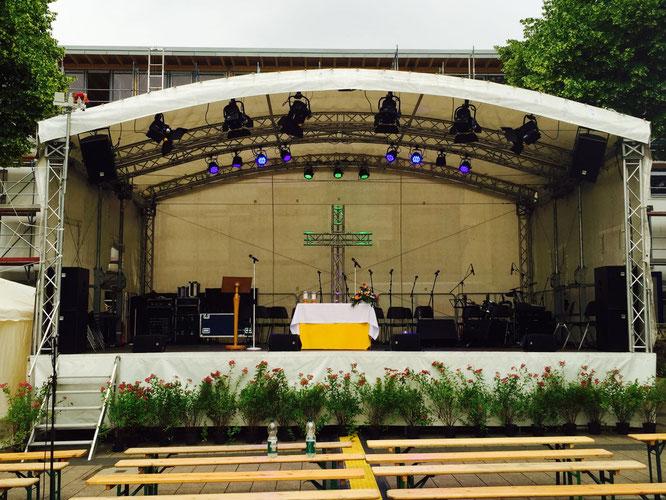 Kirchentag im Westen, 2016 Wuppertal