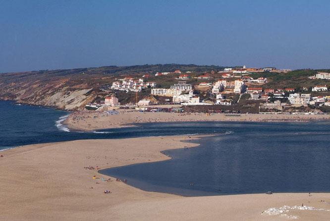 An Portugals Silberküste