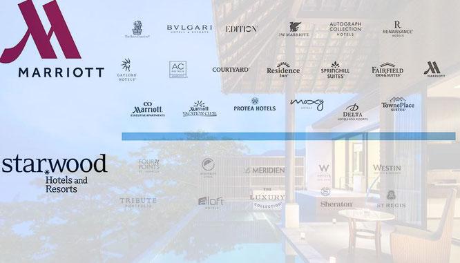 Fusion von Marriott und Starwood