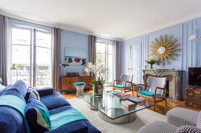 Luxuswohnung in Paris