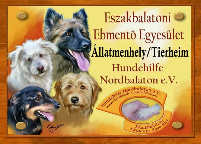 Hundehilfe, Ebmentö, Tierheime in Ungarn