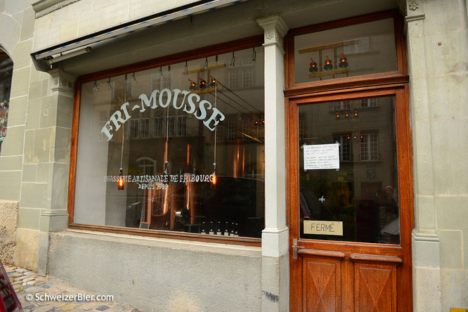 Brauerei der Fri-Mousse