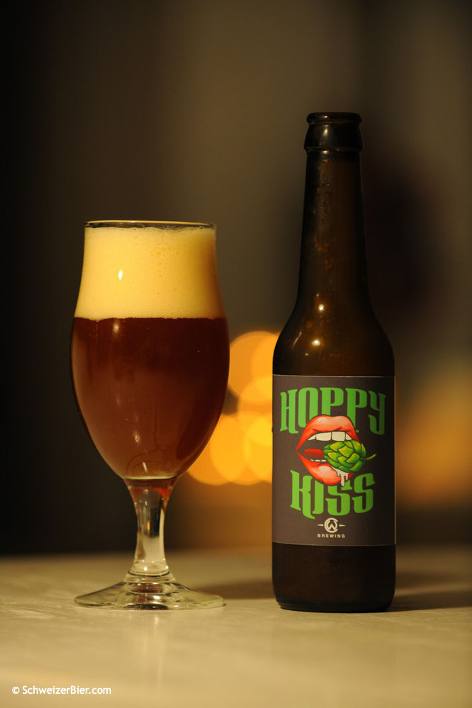 Hoppy Kiss - Coté West