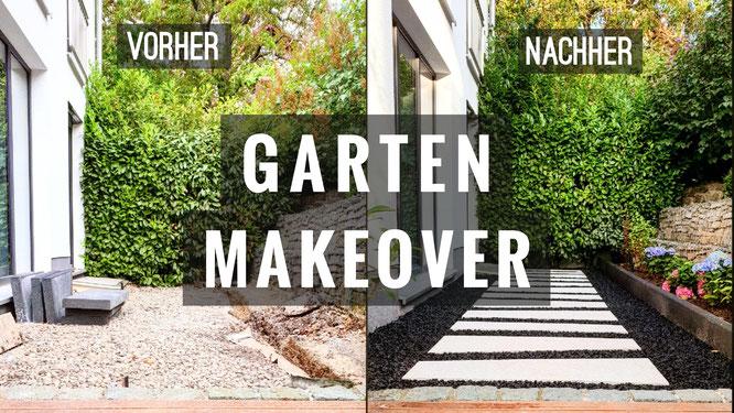 Einen Gartenweg selber anlegen