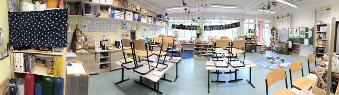 Klassenraum im Panoramablick vom 8.6.17