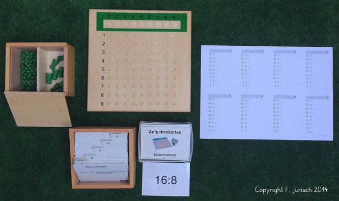 Material: Montessori Lernwelten