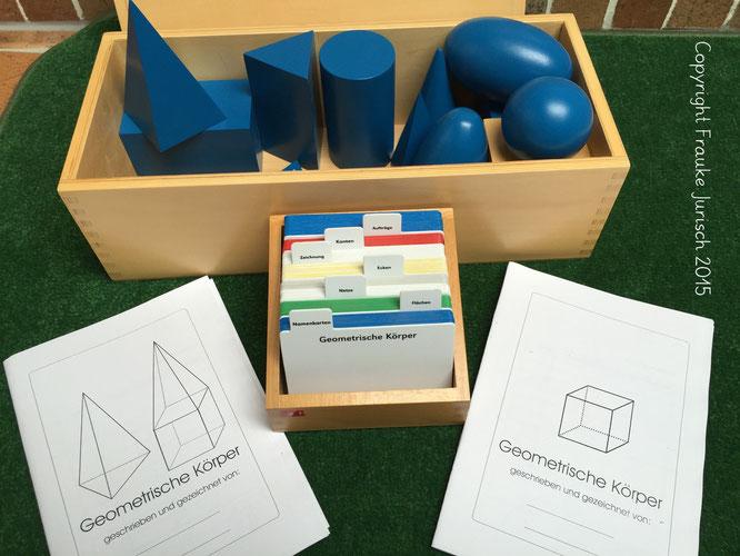 Material: Montessori Lernwelten / Nienhuis / u.a. (Werbung)