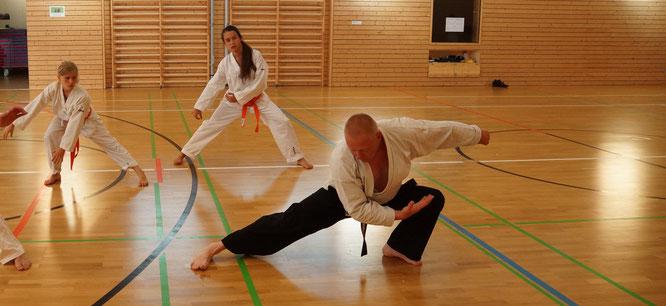Thomas Martin, Selbstschutz Lindh, Allkampf-Jitsu