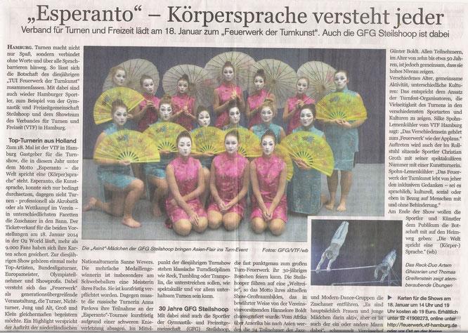HH Wochenblatt Nr.1 2014, Seite 3