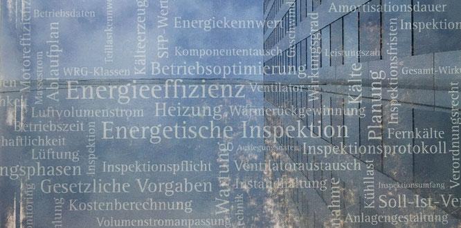 Analyse und Messungen - Energetische Inspektion von Klimaanlagen nach § 12 EnEV 2014
