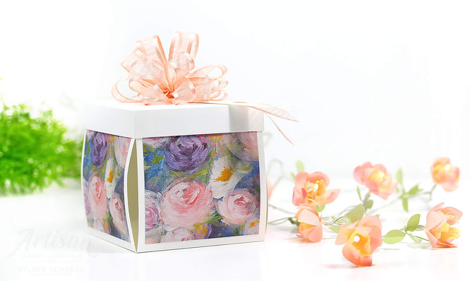 Florale Freude Geschenkset mit Stampin Up