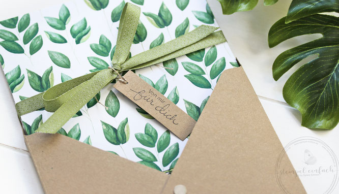 ananas verpackung-hot foil-sylwia schreck for stampin up