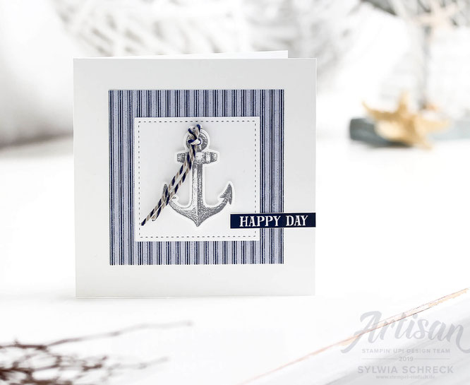 Setz die Segel-Karte-Sylwia Schreck for Stampin up