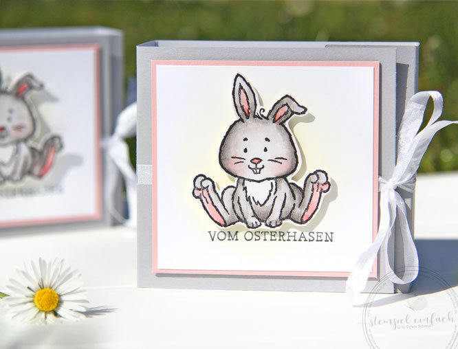 Verpackung Osterhase -Stampin up