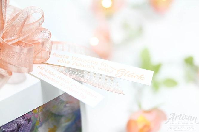 florales Geschenkset mit Stampin Up
